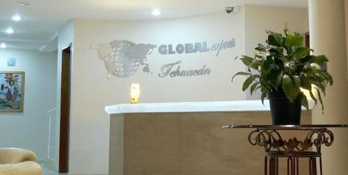 Hotel Global Express Tehuacan Photo