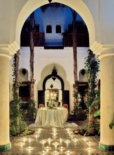Riad Ayadina & SPA - marrakech -