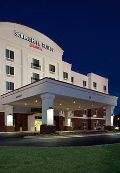 Picture of SpringHill Suites by Marriott New Bern