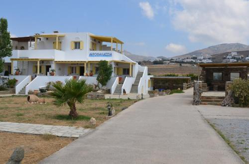 Akrothalassia in tinos - 0 star hotel