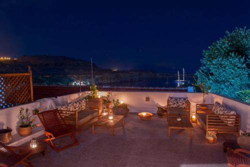 Luxury Villa Marietta - Lindos  Greece