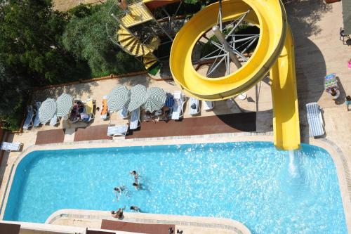 Alanya Holiday World Hotel odalar