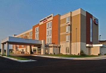 Photo of SpringHill Suites Grand Forks Hotel Bed and Breakfast Accommodation in Grand Forks North Dakota