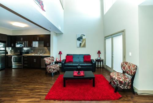 Foto de The Hollywood Red Carpet Apartment