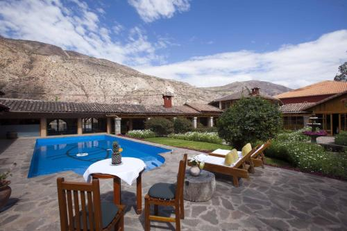 Hotel & Spa San Agustin Urubamba Photo