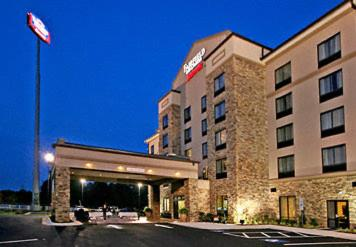 Fairfield Inn Suites Elkin Jonesville