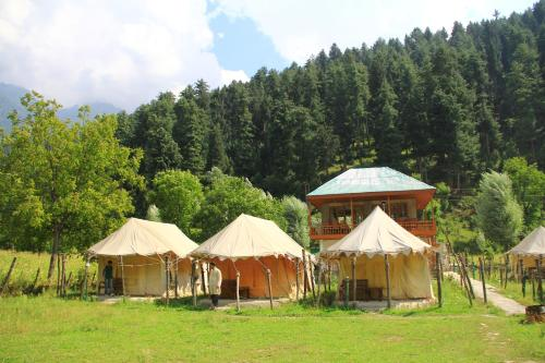 Wilderness Camps Sonmarg
