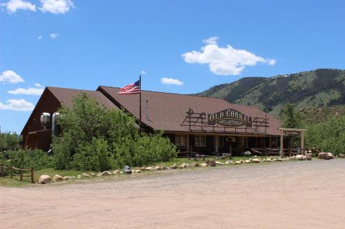 Old Corral Hotel & Steakhouse Photo