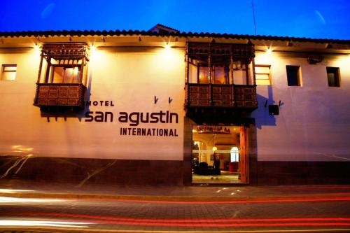 San Agustin Internacional Photo