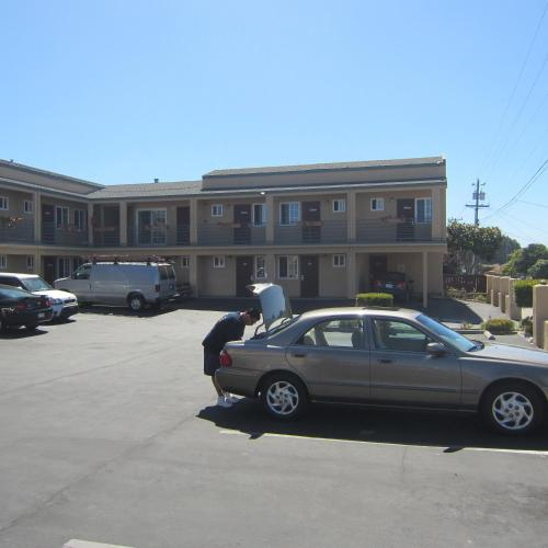 Americas Best Value Inn Seaside South - Seaside, CA 93955