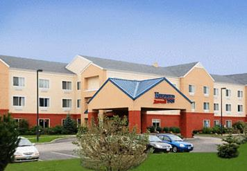 Photo of Fairfield Inn Concord hotel in Concord