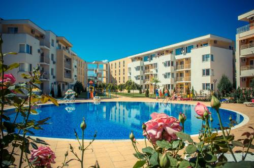 Nessebar Fort Club Apartments, Солнечный Берег