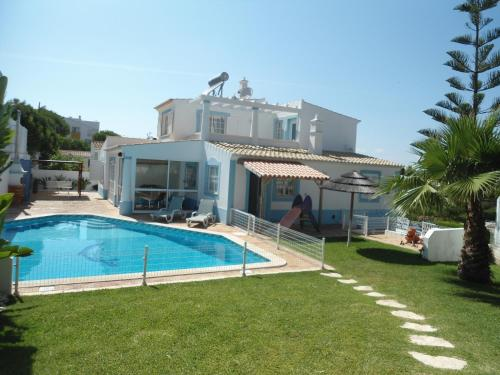 holidays algarve vacations Albufeira Alamos House