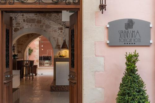 Serenissima Boutique Hotel in chania - 5 star hotel