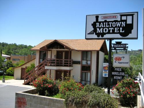 Jamestown Railtown Motel Photo