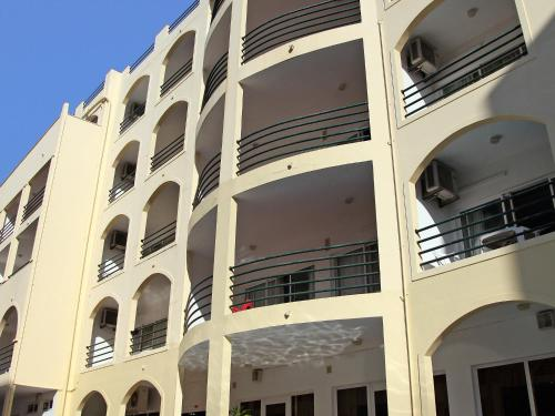 Hotel Apartment Monte Gordo 2 1