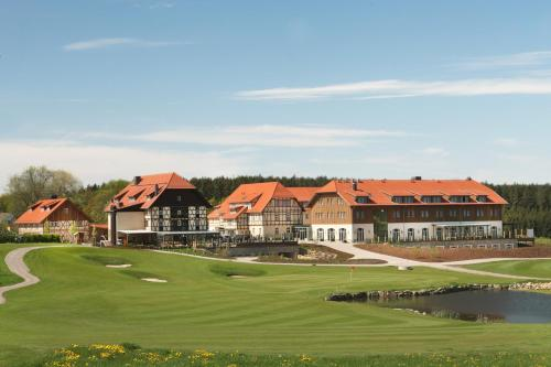Lindner Spa & Golf Hotel Weimarer Land, Бланкенхайн