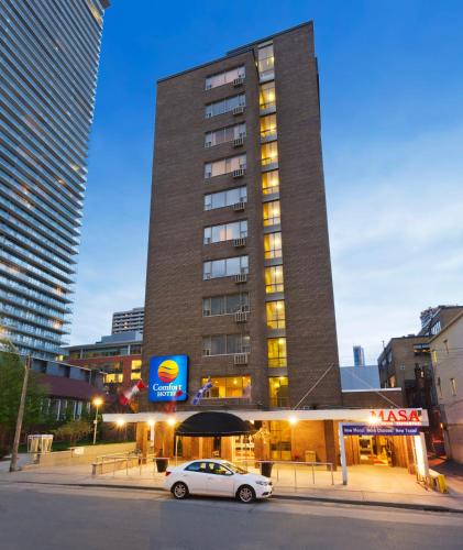 Comfort Hotel Downtown Toronto photo 19