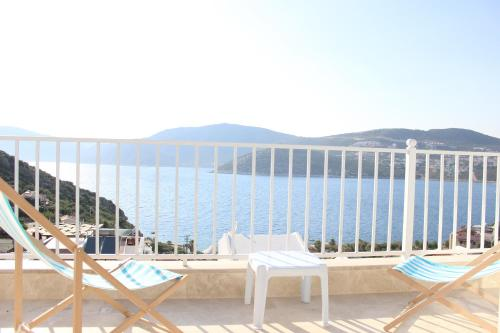 Kalkan White Heaven directions