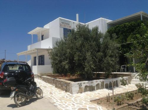 Adriana Studios - Antiparos Greece