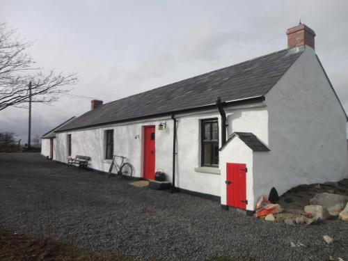 Irish Cottage Mourne Mountains