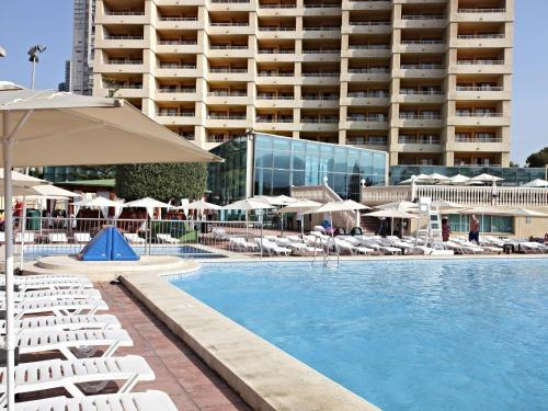 Гостевой дом «Marconfort Benidorm Suites - All Inclusive», Бенидорм