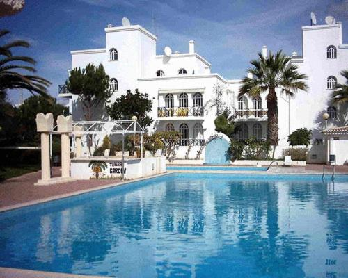 holidays algarve vacations Tavira  Tavira Garden