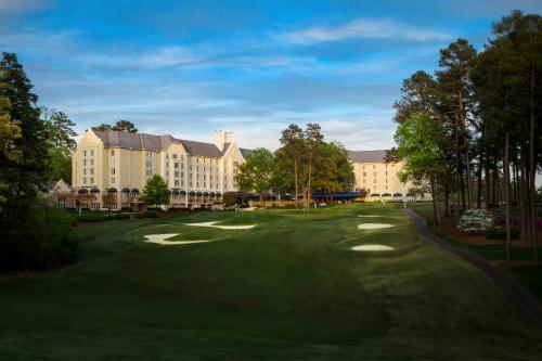 Photo of Washington Duke Inn & Golf Club