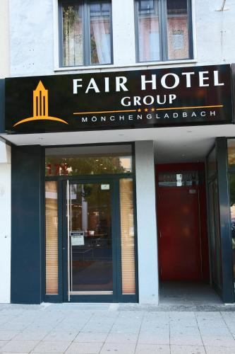 Fair Hotel Monchengladbach City, Менхенгладбах