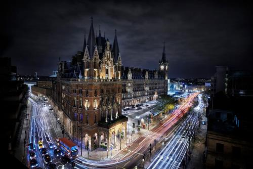 St. Pancras Renaissance Hotel London impression