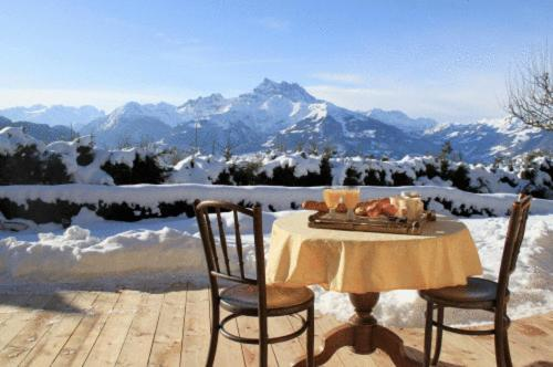 Chalet Champerdrix