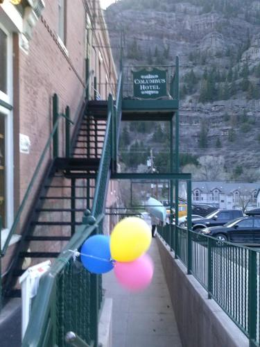 Columbus Hotel - Ouray, CO 81427