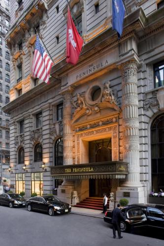 The Peninsula New York impression