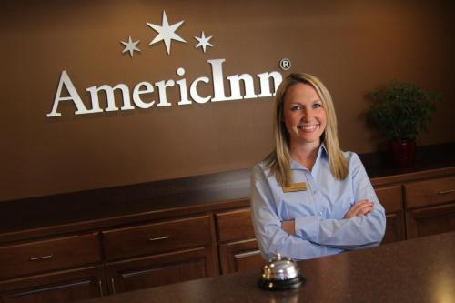 Americinn West Burlington - West Burlington, IA 52655