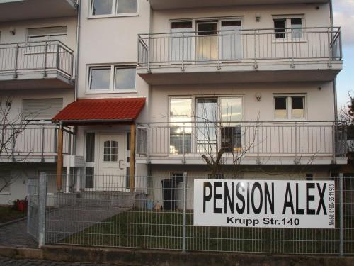 Pension Alex