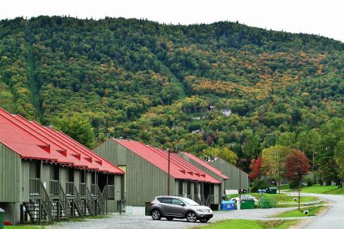 Les Chalets Alpins - Chemin des Adirondacks Photo