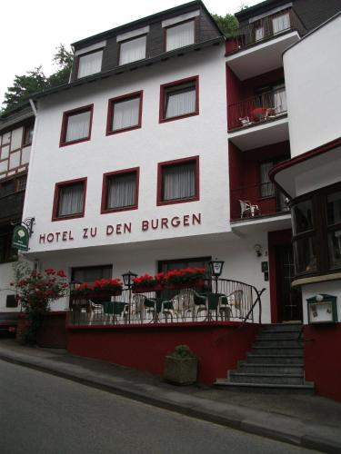 Hotel zu den Burgen