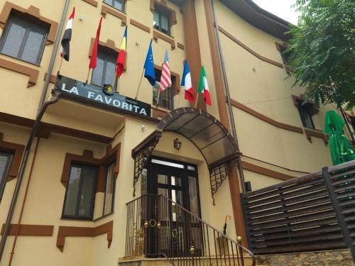 Hotel La Favorita Guesthouse Boutique