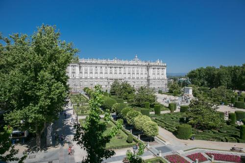 Hostal Central Palace Madrid Madrid Spain Overview
