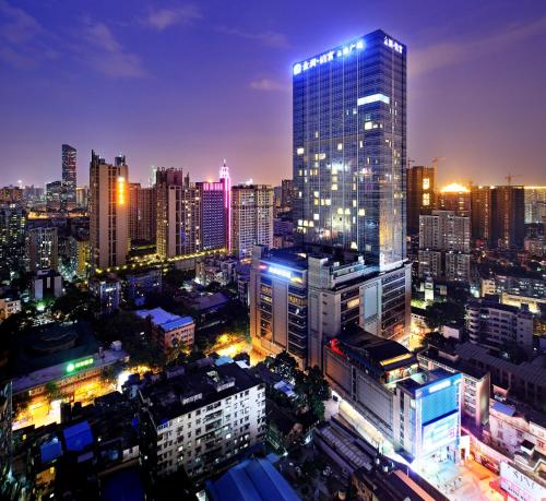 South & North International Apartment - Beijing Road Kam Rueng Plaza, Гуанчжоу