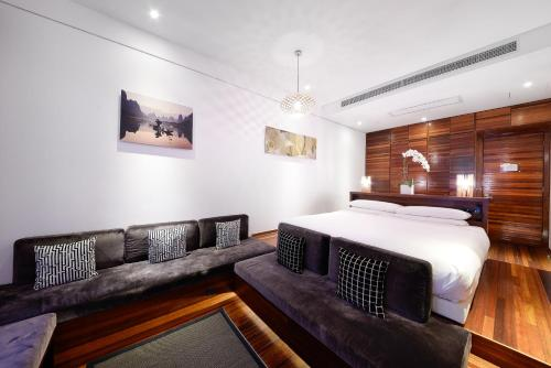 URBN Hotel, Shanghai, China, picture 13