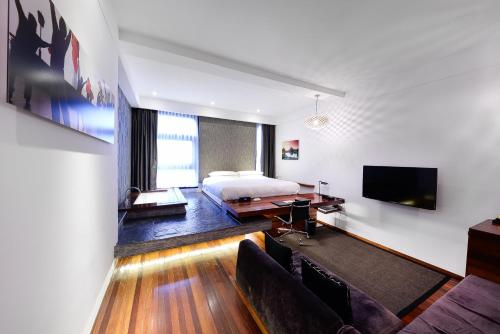 URBN Hotel, Shanghai, China, picture 11