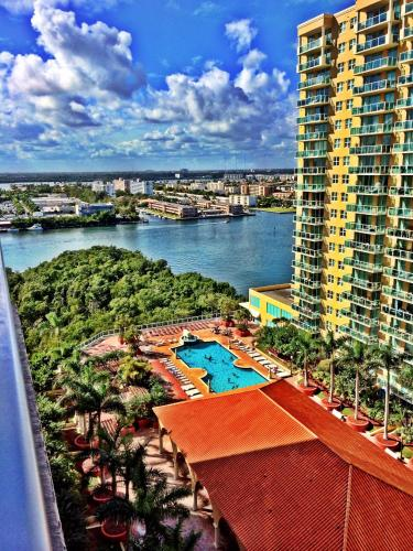 Hotel Epic Global Suites Miami At Intracoastal Yacht Club
