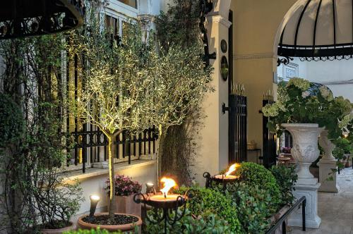 Aldrovandi Villa Borghese - The Leading Hotels of the World photo 28