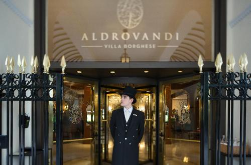 Aldrovandi Villa Borghese - The Leading Hotels of the World photo 31