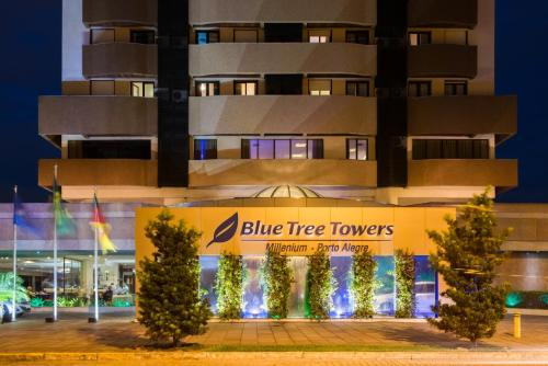 Foto de Blue Tree Towers Millenium Porto Alegre