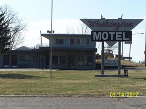 Washington Motel Photo