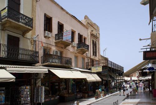 Kydonia Rooms in chania - 0 star hotel