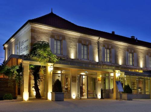 Hotel Les Glycines - 1 of 106