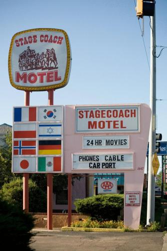 Stagecoach Motel Colorado Springs Photo